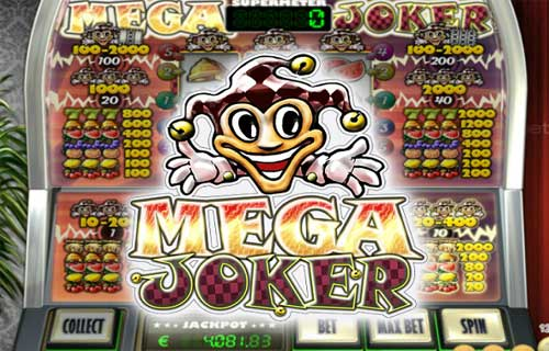 Mega Joker slot jackpot - topsyslots review