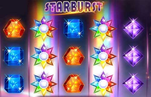 Starburst slot Wilds - topsyslots review
