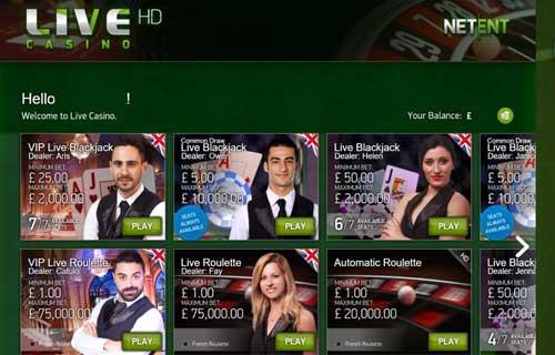live casino blackjack topsyslots