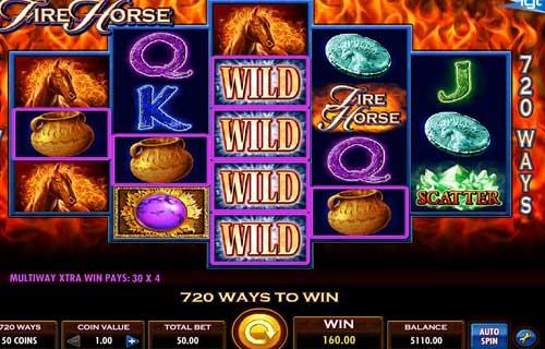 fire horse slot wild win topsyslots